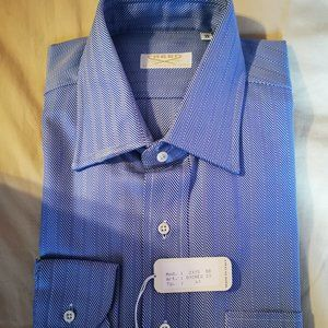 CREED BUTTON DOWN SHIRT MADE IN ITALY